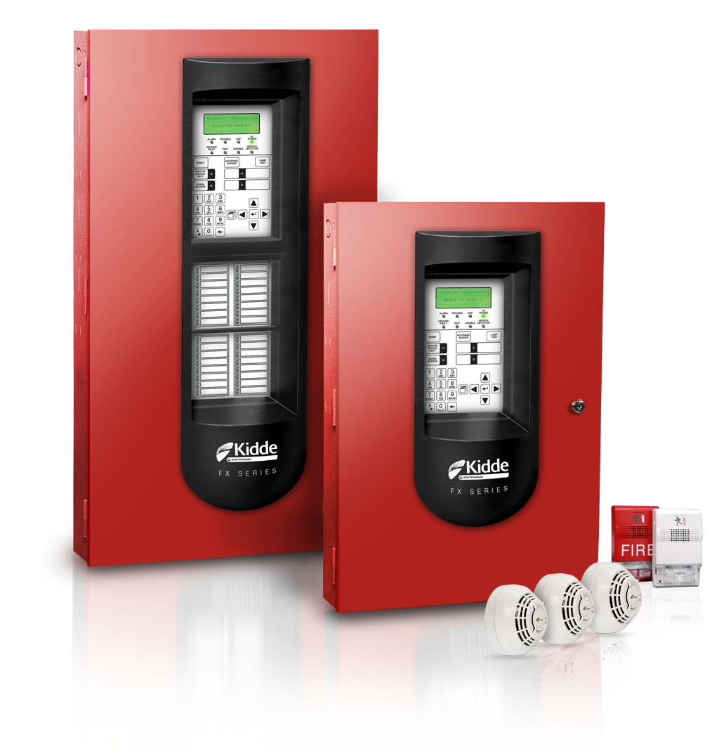 Family -- Kidde FX Intelligent Panels with devices